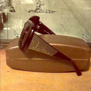 Authentic Cole Haan  signature sunglasses.